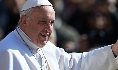 Pope Francis Will Break Bread With Gay, Transgender Inmates During Prison Visit